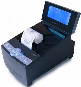 Фискальный регистратор MG-N707 и программа SmartTouch