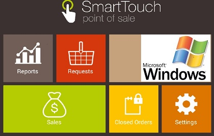 SmartTouchPOS Mobile для Windows